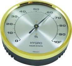 Eton dial hair hygrometer